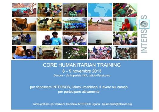 Core Humanitarian Training