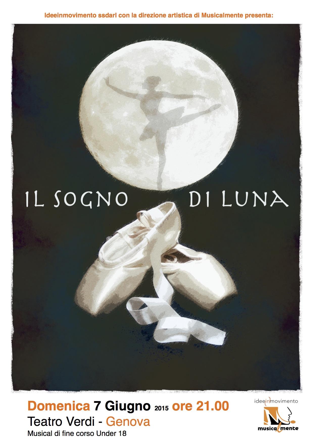 Il Sogno di Luna  - il musical