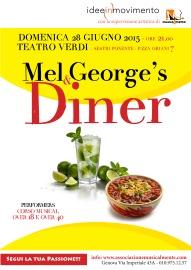 Mel&George's diner DEFI