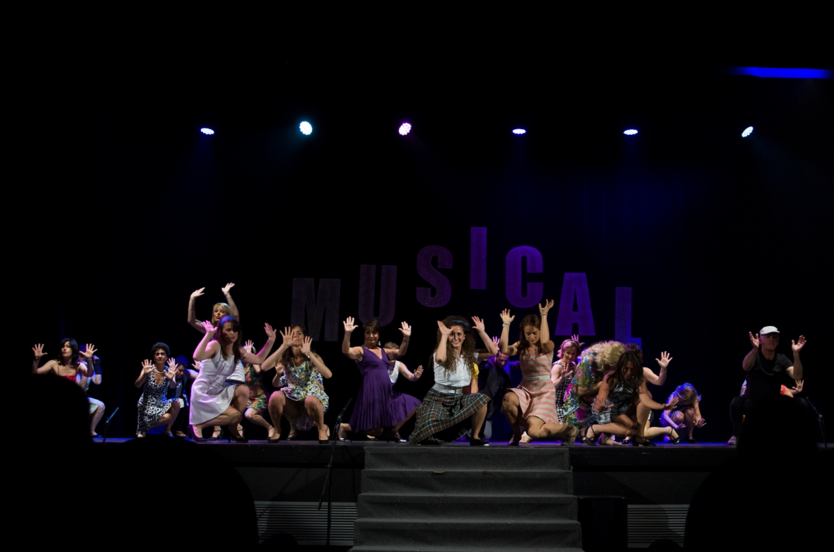 Musical i love you (le foto)